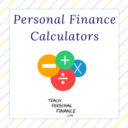 Personal Finance Calculators